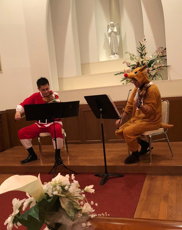 Violin Duo Concert