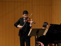 バイオリン&ピアノ演奏