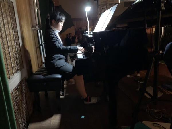 音楽会のピアノ伴奏楽しかった🎹